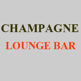 CHAMPAGNE LOUNGE BAR