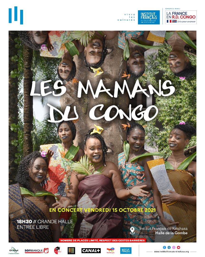 LES MAMANS DU CONGO // En concert