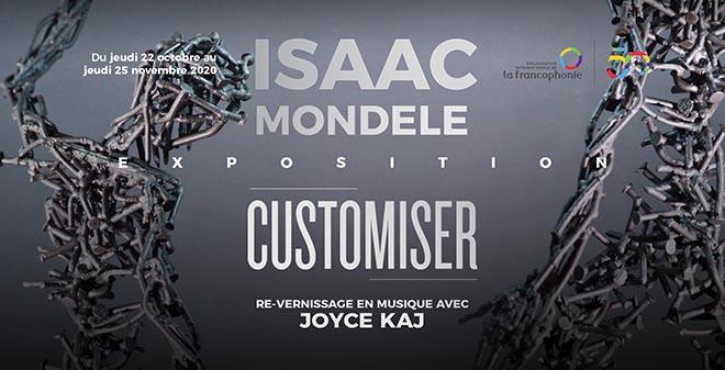 ISAAC MONDELE - CUSTOMISER