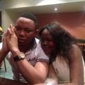 Heureux mariage entre Joel Muya et Lilas Mbelu