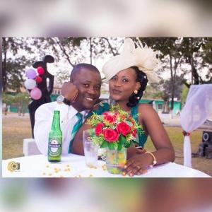 Mariage religieux de Sandra et Berly