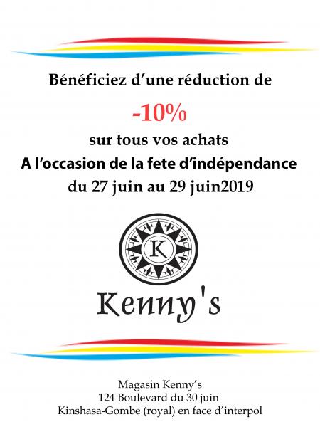 kenny u0026 39 s kinshasa