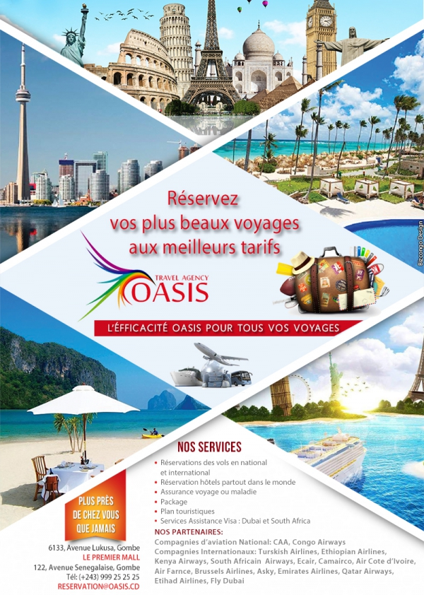 OASIS TRAVEL AGENCY