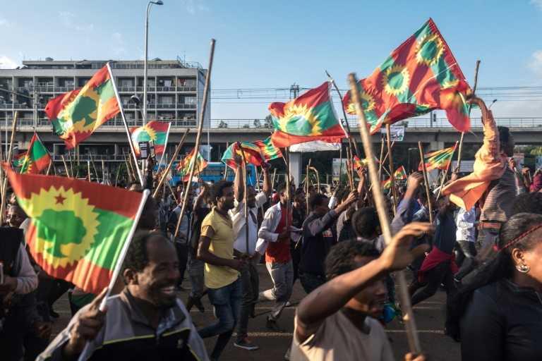 D'anciens rebelles font un retour triomphal en Ethiopie
