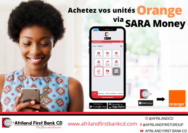 AFRILAND FIRST BANK CD