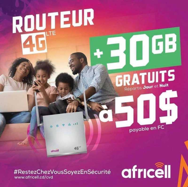 AFRICELL RDC