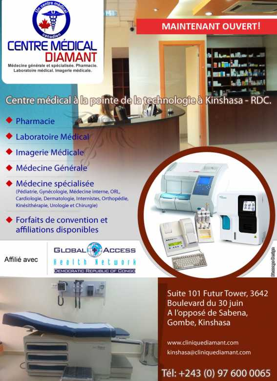 CENTRE MEDICAL DIAMANT