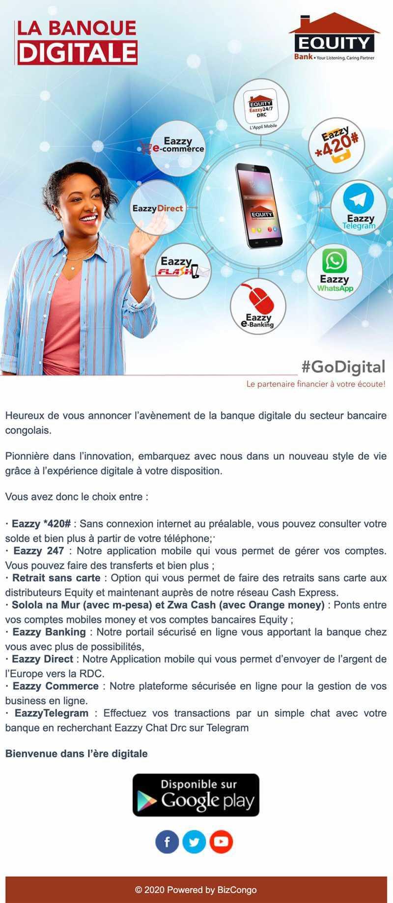 EQUITY BANK CONGO