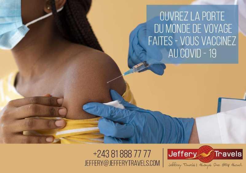 JEFFERY TRAVELS