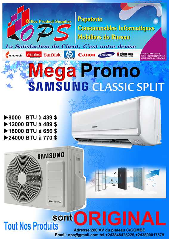 OPS OFFICE PRODUCT SUPPLIER